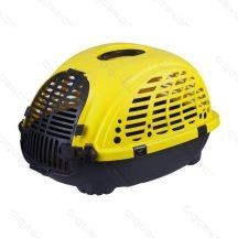 Beetle szállító box utazáshoz, sárga fekete, (M) H52*Sz40*M32CM