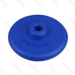 Kutyafrizbi tömör, kék, 22cm átmérőjű