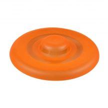 Kutyafrizbi narancssárga színben, 23cm átmérővel