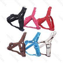 """""""M"""" méretű Textil nyomott mintás kutyahám, 12db/csomag, 2.0cm x 40-60cm"""