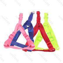 """Egyszínű textil kutyahám """"M"""" méret, 2.0cm x 40-60cm, 12db/csomag"""