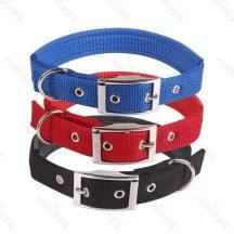 3 féle színű nyakörv, 6db/csomag, 4cm x 70cm