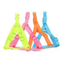 Textil hám, különböző színekben, Sz1.0*H25-40cm, 12db/csomag
