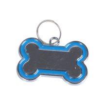Kék Kutyacsont ékszer, 3cm