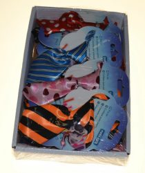 Kutya Nyakkendő 8 cm, 12db/csomag