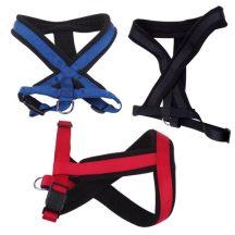 Kék színű kutyahám, Sz2,5cm x L40-70cm