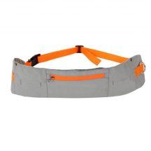 Praktikus övtáska kutyasétáltatáshoz, narancssárga