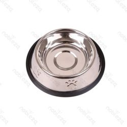 Dombor nyomott mintás ezüst tál, d21*M4.8cm