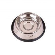 Dombor nyomott mintás ezüst tál, d22.5*M5.2cm