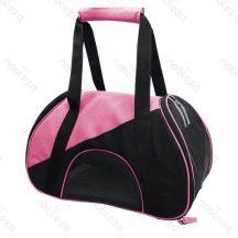 Kutyaszállító táska,rózsaszín 47x24x28 cm