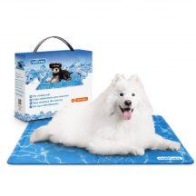 Keep Cool hűtőmatrac mintákkal, L méret, 50cm x 90cm