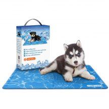 Keep Cool hűtőmatrac mintákkal, M méret, 40cm x 50cm