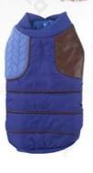 Kutyakabát, kék, 30 cm háthossz