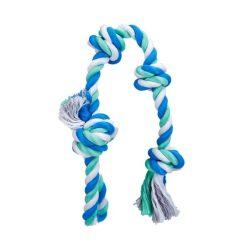 Vegyes színű kötél fogantyúval 63 cm