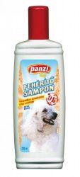 Panzi fehérítő kutya sampon