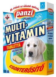 Panzi vitamin canitab kölyökkutyáknak